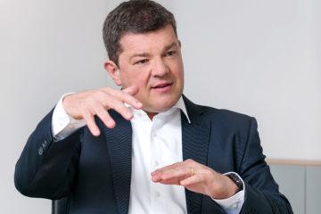Reto Dahinden CEO SWICA