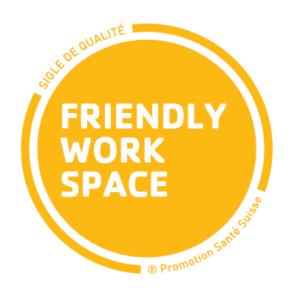 Friendly Workspace Logo FR